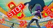 Shark descalificado del torneo