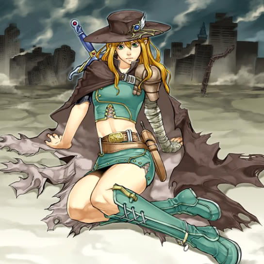 Dama Guerrera del Páramo