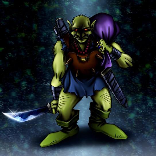 Goblin Robando