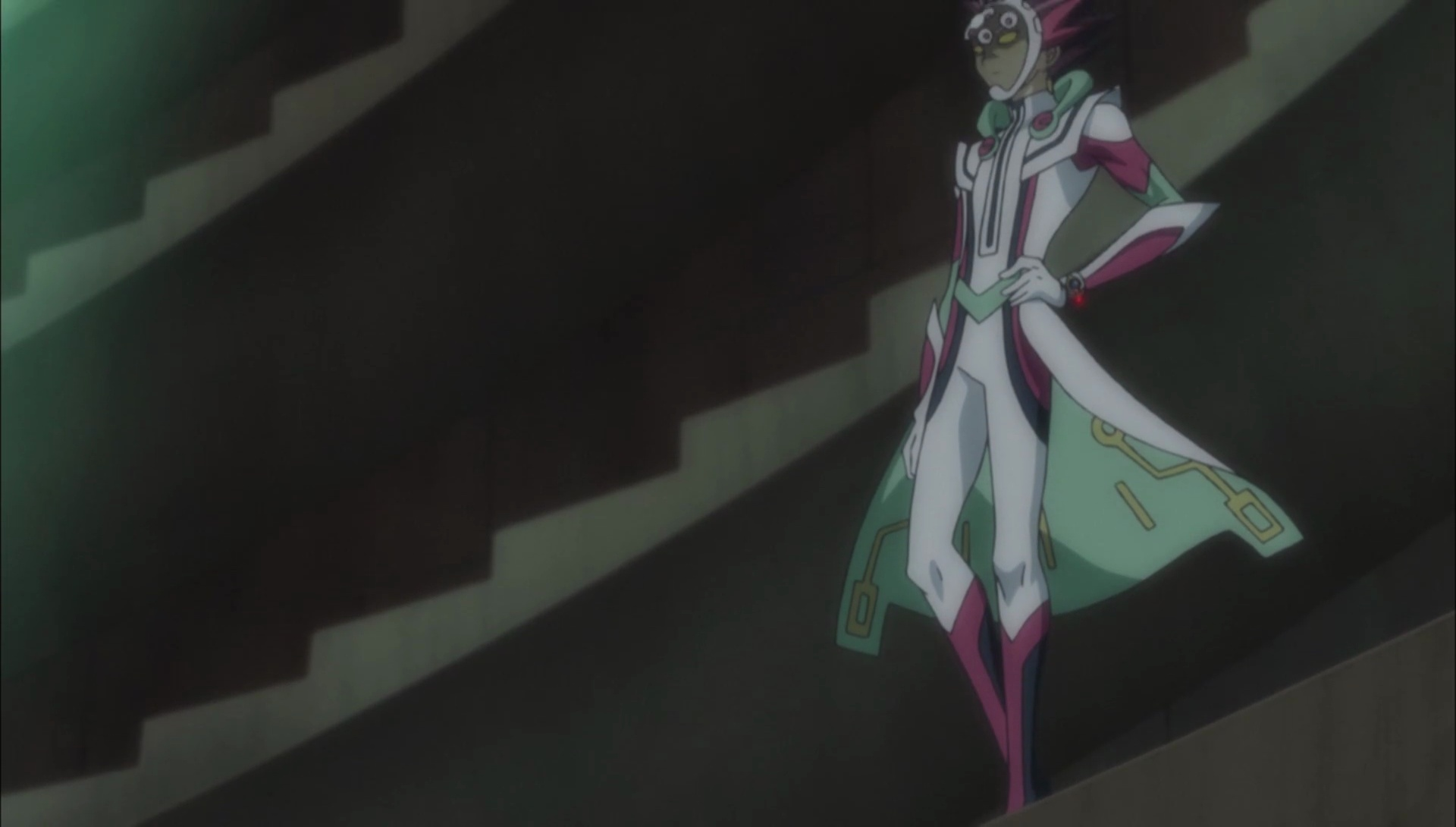 Yu-Gi-Oh! VRAINS - Episodio 021