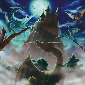 Castillo de las Almas de Dragón