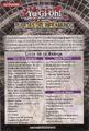 Lista baraja estructura puertas del inframundo