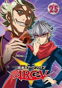 ARC-V DVD 25