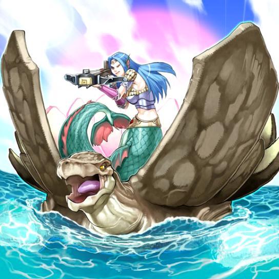 Arquera Sirena