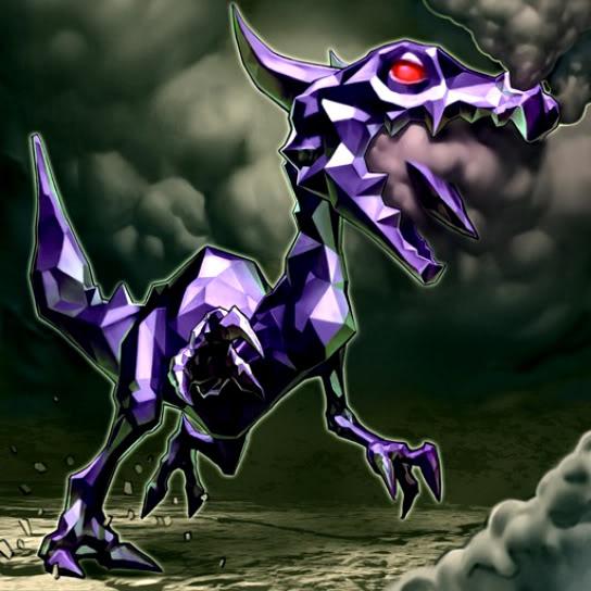 Dragón de Obsidiana
