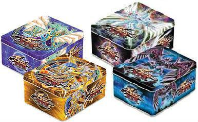 Promo Pack - Latas Coleccionables 2009