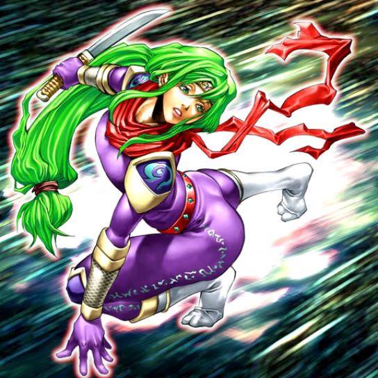 Dama Ninja Yae