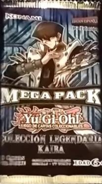 Promo Pack - Colección Legendaria Kaiba Mega Pack