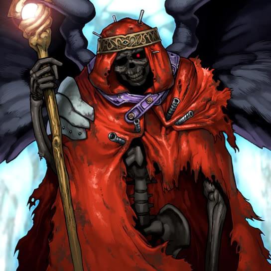 Lich Lord, Rey del Inframundo