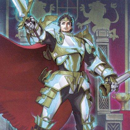 Noble Caballero Sagrado del Rey Custennin