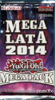 Promo Pack - 2014 Mega-Latas Mega Pack