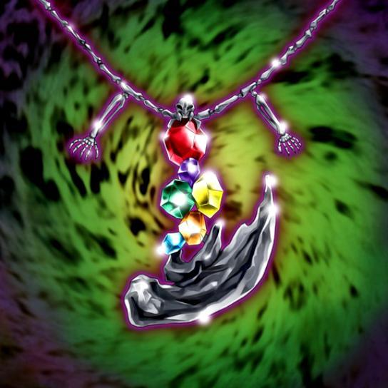 Amuleto de las Profundidades