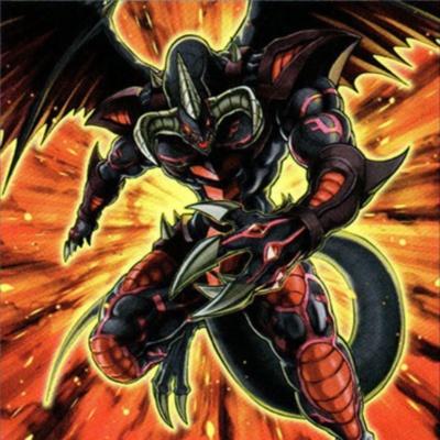 Ardiente Dragón Rojo Archidemonio