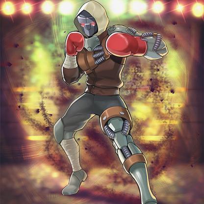 Boxeador Indómito Ambidiestro