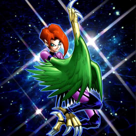 Dama Arpía 2