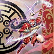 Foto seis samuráis legendarios - mizuho
