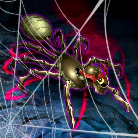 Araña del Piso