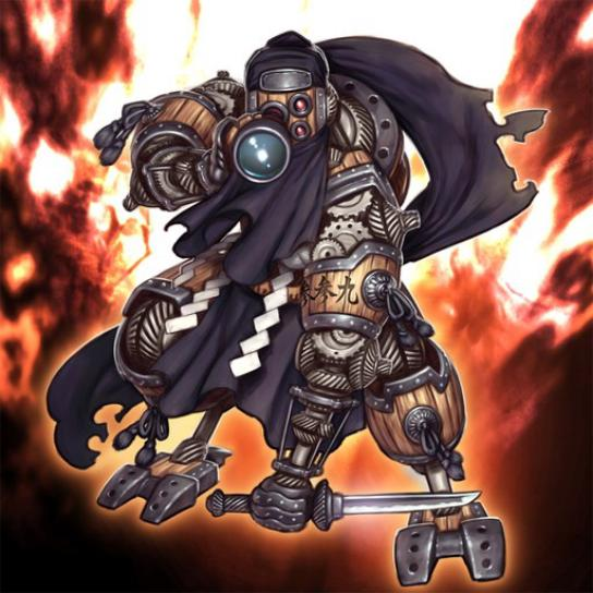"Ninja Karakuri mod 339 - ""Sazank"""