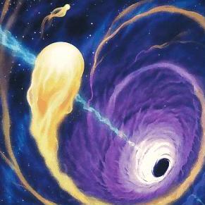 Ciclón del Cosmos