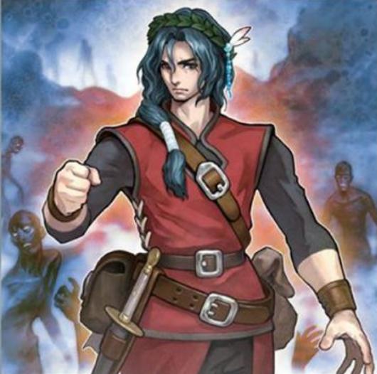 Dante, Viajero del Abismo Ardiente