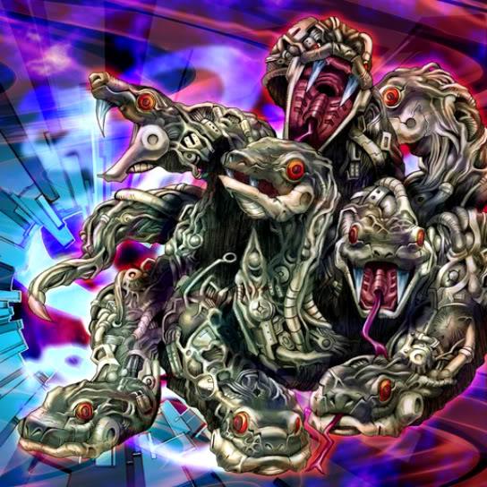 Dragón Yamata