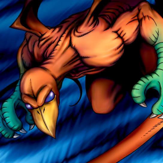 Cuervo de Cola de Látigo