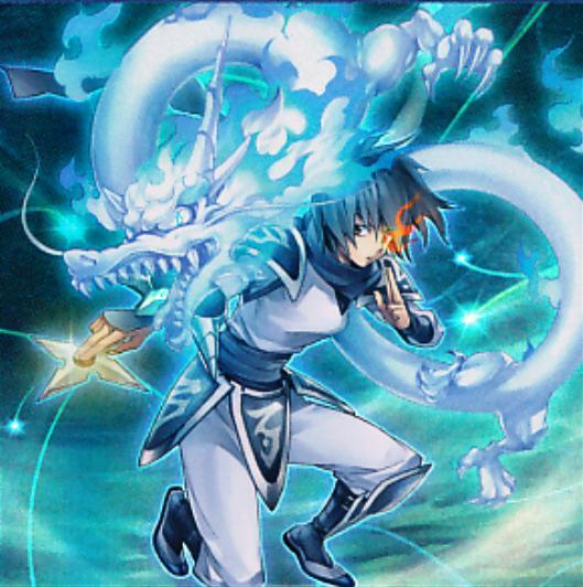 Ninja del Dragón Blanco
