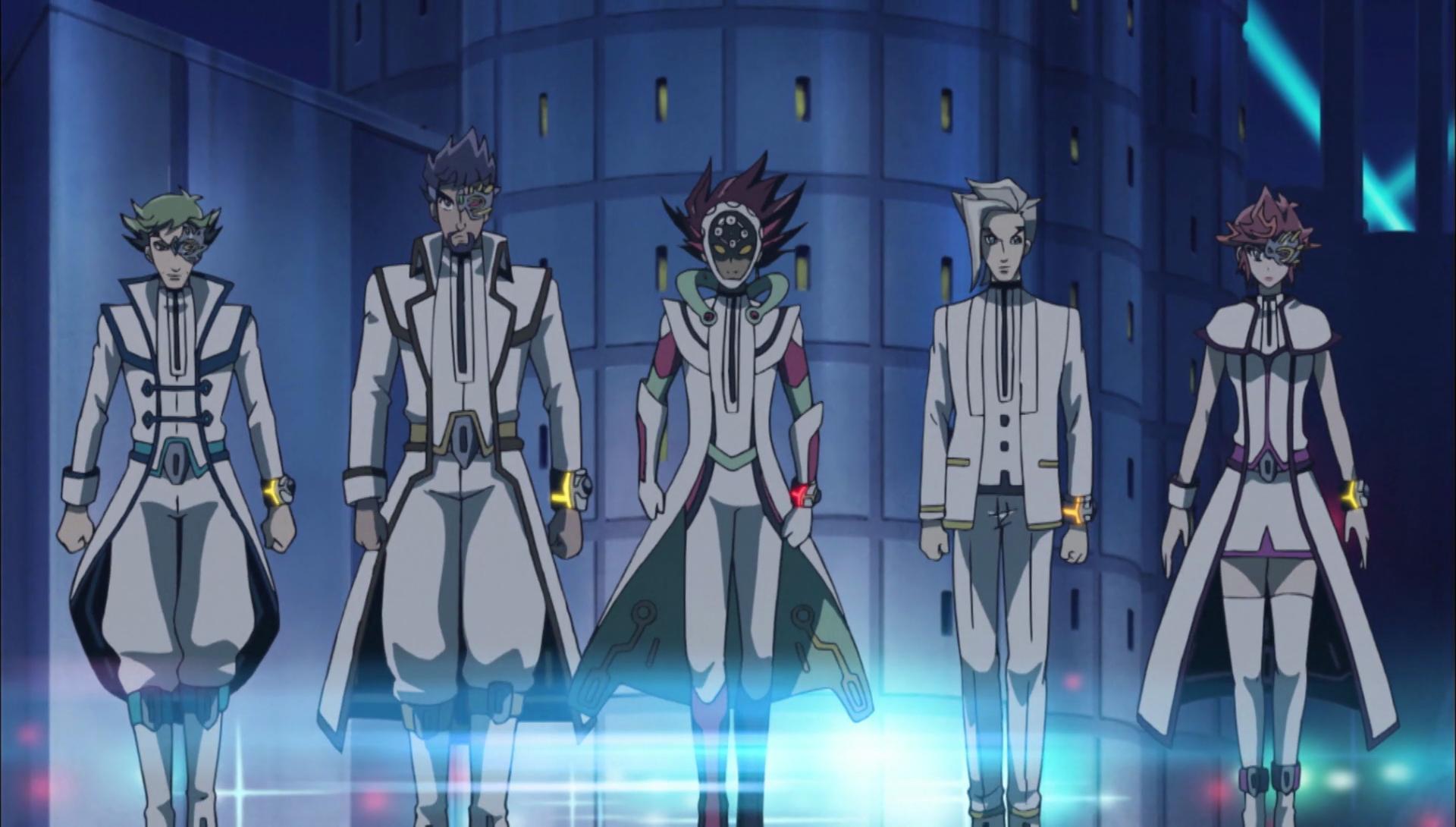 Yu-Gi-Oh! VRAINS - Episodio 059