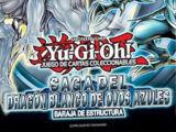 Baraja de Estructura Saga del Dragón Blanco de Ojos Azules
