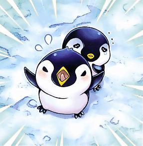 Pingüino Enclenque