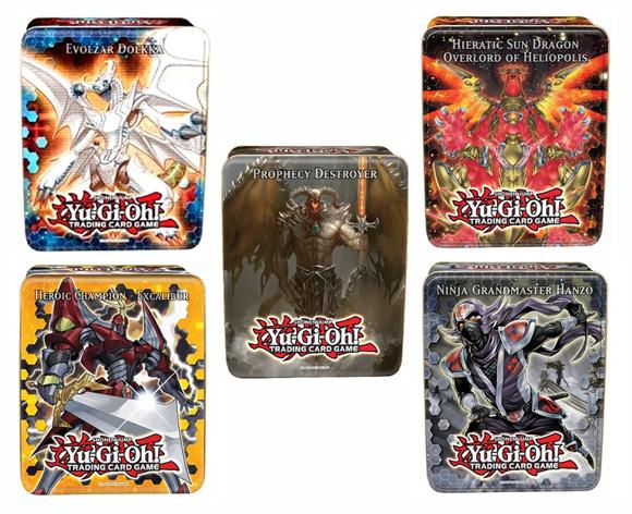 Promo Pack - Latas Coleccionables 2012