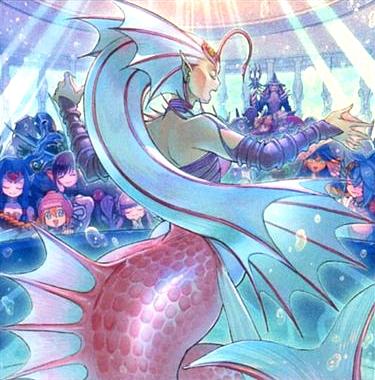 Aria del Océano Profundo