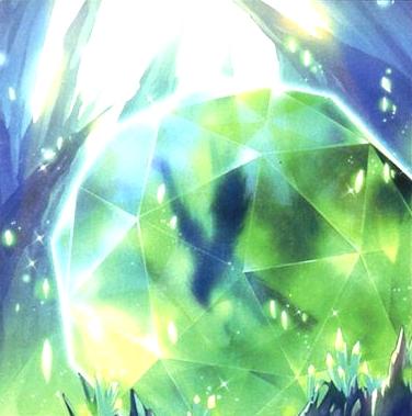 Cristal Adamancipador - Rapázita