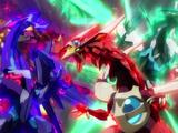 Dragones de las Cuatro Dimensiones