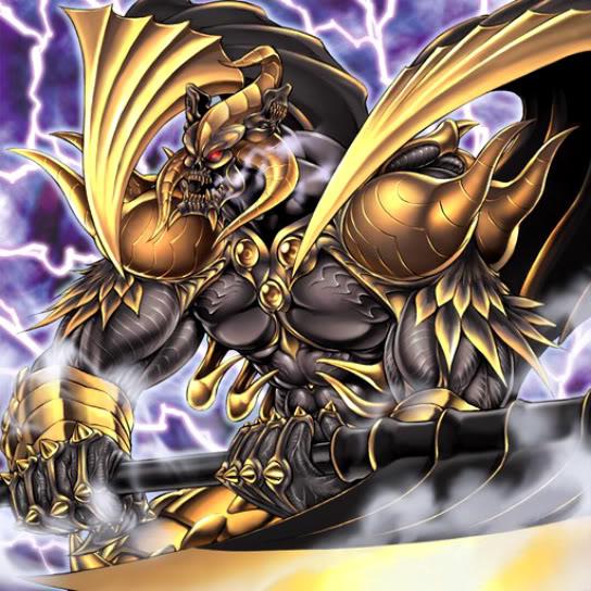 Goldd, Dios de la Pelea del Mundo Oscuro