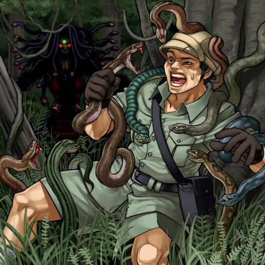 Orden del Dios Serpiente