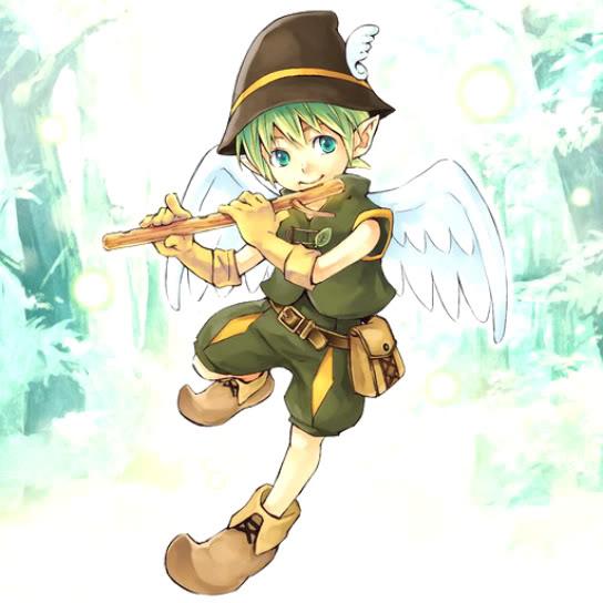 Flautista Afortunado
