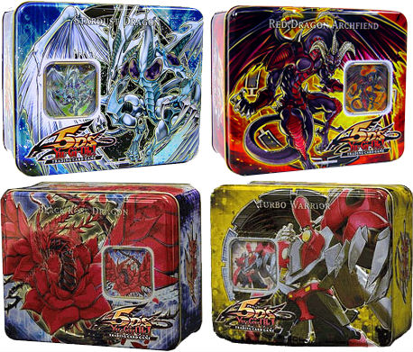 Promo Pack - Latas Coleccionables 2008