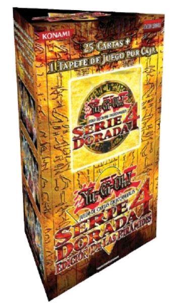 Serie Dorada 4 - Edición de las Pirámides