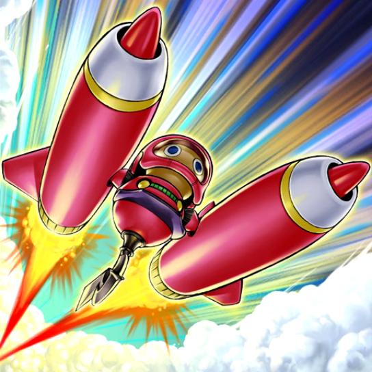 Cohete Turbo