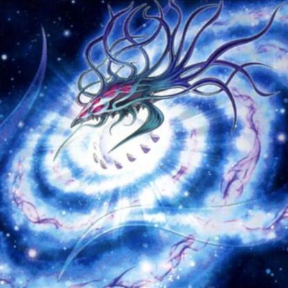 Dragón Cósmico Espiral