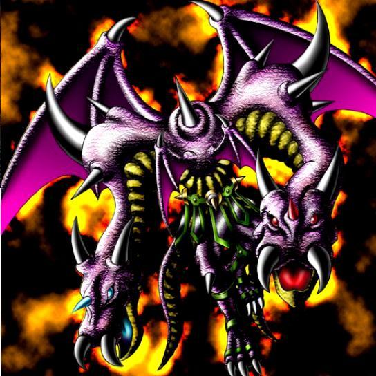 Behemoth de Dos Cabezas