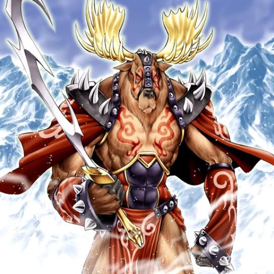 Bestia Fantasma Wild-Horn