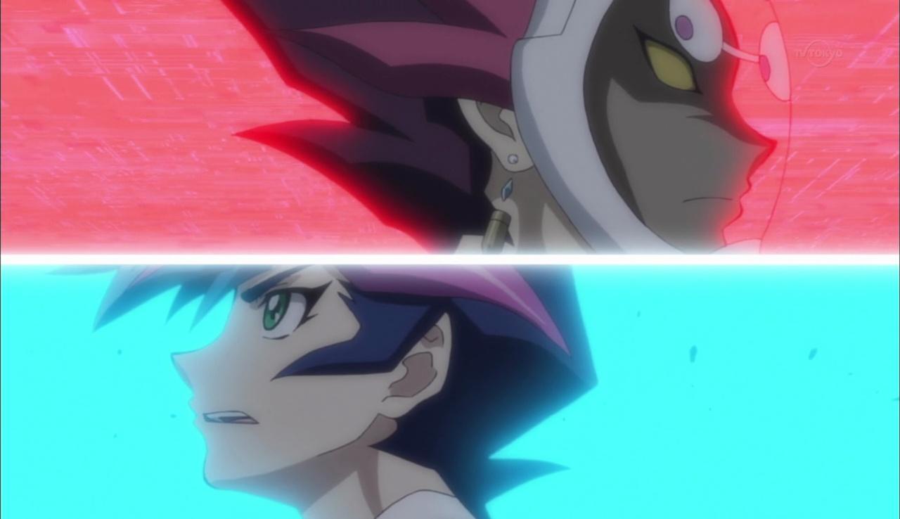 Yu-Gi-Oh! VRAINS - Episodio 003