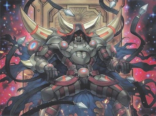 D/D/D Abismo Ragnarok, Rey del Olvido