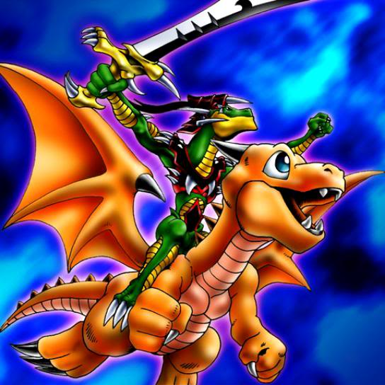 Dragón del Aligátor de la Espada