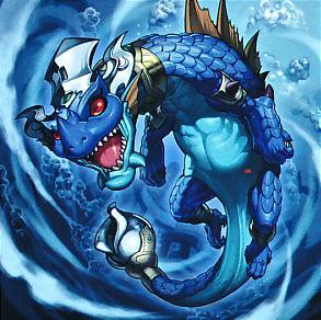 Legendario Tridón de Atlantis