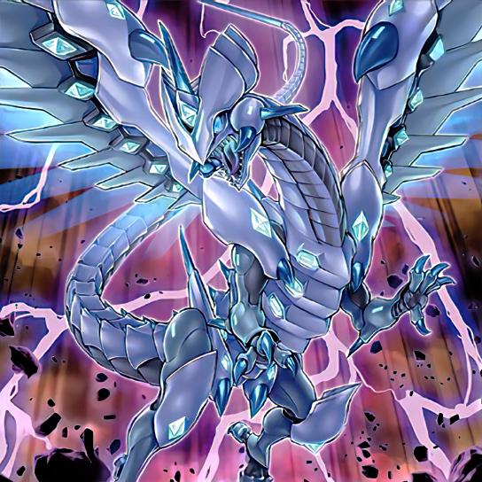 Dragón Caos de Ojos Azules