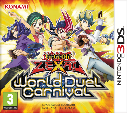 Yu-Gi-Oh! ZEXAL: World Duel Carnival