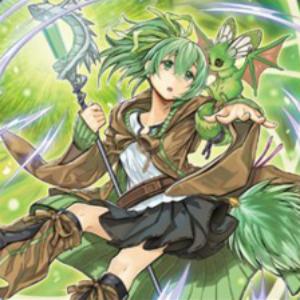 Wynn la Encantadora del Viento, Verde